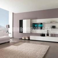 oturma odası duvar renkleri örnekleri resimleri şık modern renkler ...