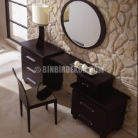 ... Contemporary Italian Bedroom Decoration with Nature Stone Wall Panel