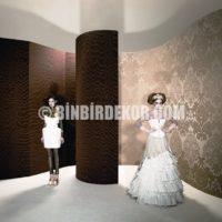 Kumaş Duvar Kağıdı Modelleri
