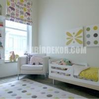 Bebek Odaları İçin Yeni Perde Modelleri ve Fiyatları