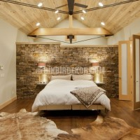 48,851 stone wall Bedroom Design Photos