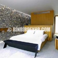 Amazing Unusual Villa Wall Design from Rock and Stone – X2 Resort ...