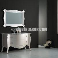 Banyo Dolapları > Modern > Avangarde