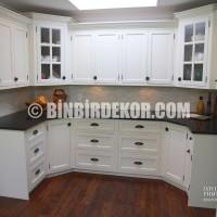 White Kitchen Tour {Our Fifth House}