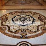Desenli Zemin Dekorasyonu Örnekleri Görselleri