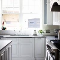Wednesday white kitchen...