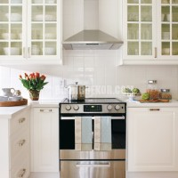 Great Countertop Colours for White Kitchens