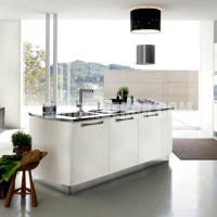 Cozy White Color Italian Kitchen Design listed in: Ikea Kitchen ...