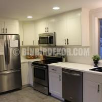 adel white kitchen