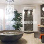 Feng Shui Tarzı Banyo Dekorasyonları