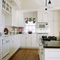 small white kitchens All White Kitchen to Get Luxurious and Hygiene