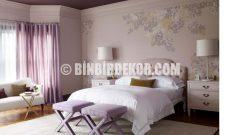 Taptaze Yatak Odası Dekorasyon Fikirleri