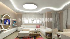 Salonlara Özel Çok Şık Duvar Renkleri