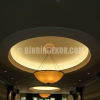 Şık DRYWALL Grid Systems Hanging and Framing Curved Ceilings TECHNICAL Galerisi