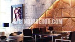 Duvar Dekorasyonunda Yeni Trend Deri