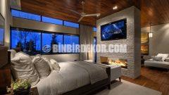 Yatak Odasında TV Keyfi