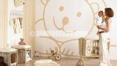 2015 Bebek Odası Dekorasyon Trendleri