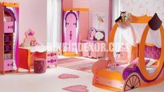 Bu Çocuk Odası Mobilyaları Rengarenk