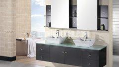 Çift Lavabolu Banyo Dolabı Modelleri