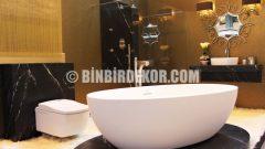 Banyo Dekorasyonunda Koyu Tonlar