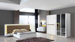 Mobiliyum İnegöl Modern Yatak Odası Modelleri