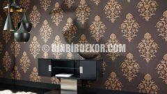 Avangard Salonlar İçin Şık Duvar Kağıtları