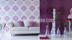 Oturma Odası İçin Farklı Duvar Kağıtları