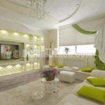 Salonlar İçin Şahane Duvar Dekorasyonları