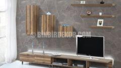 Özel TV-Duvar Ünitesi Tasarımları 2016