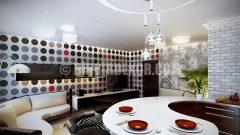 Mutfak Dekorasyonunda Yeni Moda Duvar Kağıdı