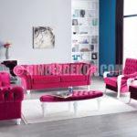 Salon Dekorasyonunda Modern-Avangard Mobilya