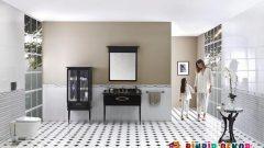 Kale'nin Şahane Banyo Mobilyalarını Gördünüz Mü ?