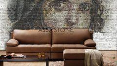 Özel Tasarım Tuğla Duvar Kaplama Panelleri