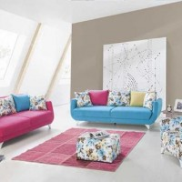 Kum Beji Duvar Renkleri Ve Koltuk Takimi Kombinleri