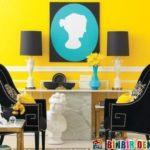 Ev Dekorasyonunda Sarı Renk ve Tonları