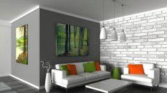 Duvarlarınızda Gri Tonlarını Hiç Denediniz Mi ?