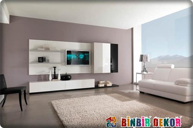 Iki Renkli Duvar Dekorasyon Fikirleri Ve örnekleri Binbir Dekor
