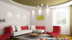 Tavan Dekorasyonunda Çok Farklı Renkler