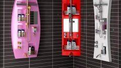 Kombine Duş Sistemleri ile Modern Banyolar