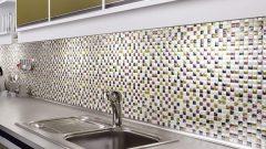 Koçtaş Mutfak Cam Mozaik Modelleri İndirimde !