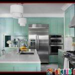 Son Moda Boya Renkleri ile Mutfak Dolabı Yenileme Örnekleri