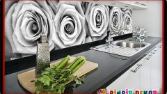 Mutfak Tezgah Arası Dekorasyonunda Taze Fikirler