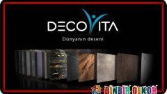 Decovita Seramik ve Fayans Modelleri Büyülüyor !..