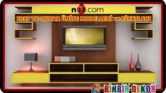 Çok Uygun Fiyatlı TV-Duvar Ünitesi Modelleri ile N11.Com