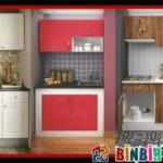 Küçük Mutfaklar İçin Uygun Fiyatlı Mutfak Dolapları