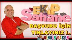 Selim Yuhay Ekip Şahane İle Kanal D'de