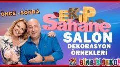 Selim Yuhay Ekip Şahane İnanılmaz Salon Dekorasyonları