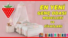 Çilek 2019 Genç Odası Modelleri ile Büyülüyor !..